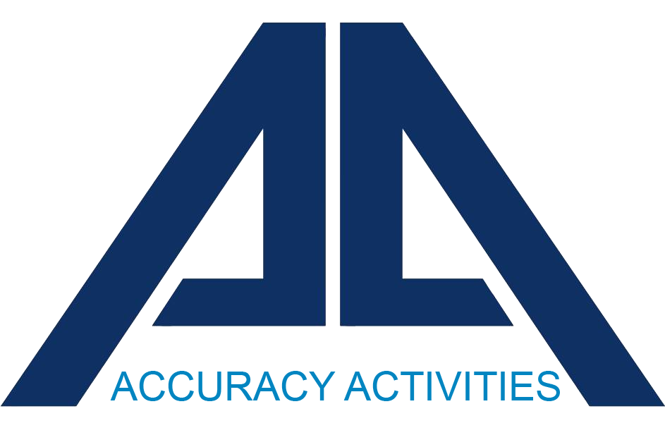 Accuracy Activities